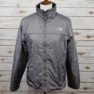 The North Face Quilted Insulated Jacket sz M